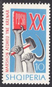 ALBANIA SCOTT 776