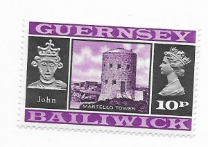 Guernsey #53 Used CAT VALUE $1.60
