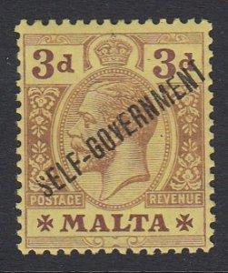 Malta Sc 79 (SG 108), MHR