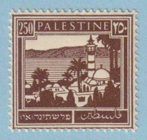 PALESTINE 82  MINT LIGHTLY HINGED OG * NO FAULTS EXTRA FINE !