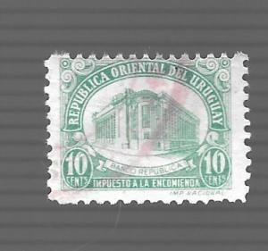 Uruguay 1952 - U - Scott #Q79