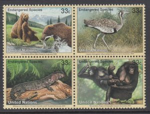 UN New York 776a Animals MNH VF