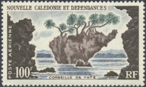New Caledonia Scott #'s C32 MNH