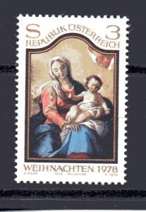 Austria 1096 MNH