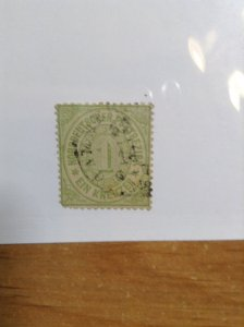 Germany  (North German Conf) SC #19  Used