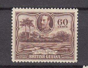 J26588  jlstamps 1934 Br guiana  mh #219 sugar cane, see details
