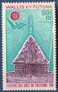 Wallis and Futuna Islands C40 MNH (SCV $7.50)