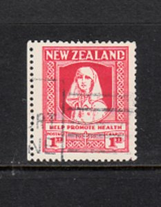 NEW ZEALAND SC# B2 - USED - SALE TO A USA ADDRESS ONLY