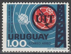 Uruguay #C283 MNH F-VF (V150L)