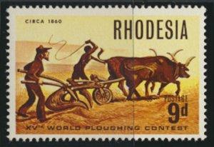 Rhodesia   SG 423   SC# 259  MNH Ploughing Congress See scan