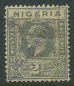 STAMP STATION PERTH Nigeria #21a KGV Definitive Used 1921-1933
