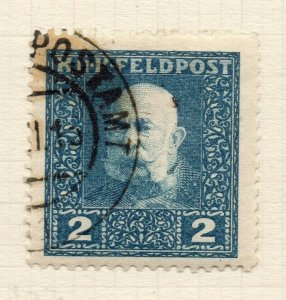 Austria 1915 Issue Fine Used 2h. NW-119527