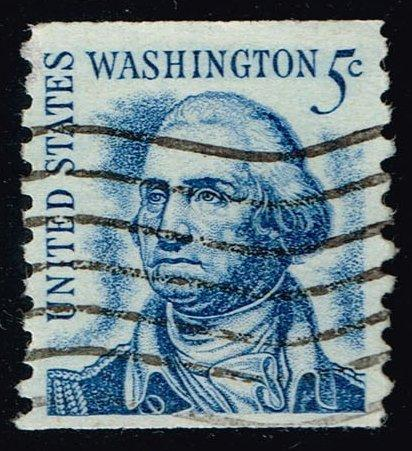 US #1304 George Washington; Used (0.25)