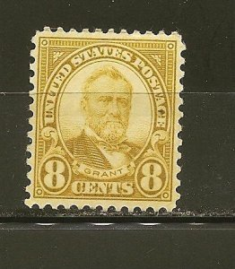 USA 560 Grant Mint Hinged