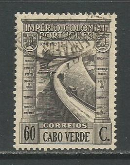 Cape Verde   #243  Used  (1938)