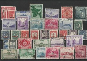 Pakistan Used Stamps Ref 26144