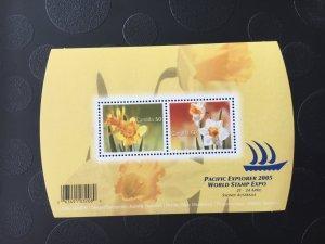 Canada Mint NH #2091 Daffodils flowers