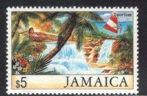 JAMAICA  SC# 817 ***MNH*** $5  1994  TOURISM  SEE SCAN