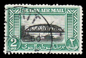 Sudan Scott C35 Used.