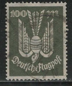 Germany Reich Scott # C18, used, exp h/s