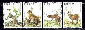 Ireland 480-83 MNH 1980 Animals    (ap2100)