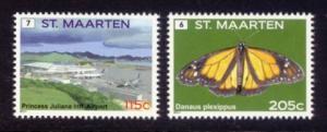 St. Martin Sc# 13, 16 MNH Images 2
