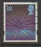 Great Britain SG 2823  Used