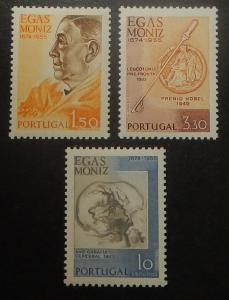 Portugal 1241-43. 1974 Egas Moniz, surgeon, NH