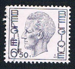 Belgium 758 Used King Baudouin (BP16221)