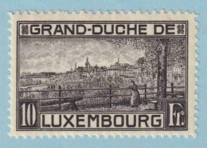 LUXEMBOURG 152  MINT HINGED OG * NO FAULTS VERY FINE!