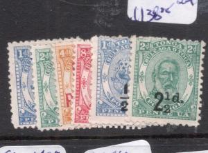 Tonga SG 15-20 MOG (7dgx)