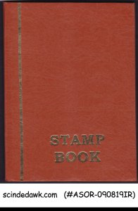 COLLECTION OF IRAN STAMPS IN SMALL STOCK BOOK - 144 STAMPS