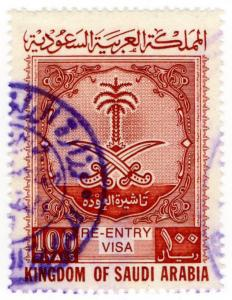 (I.B) Saudi Arabia Revenue : Passport Fee 100R (Re-Entry Visa)