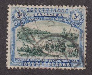 Jamaica 93 Columbus Landing in Jamaica 1922