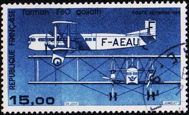 France. 1984 15f S.G.2614a Fine Used