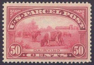US Scott #Q10 Mint, XF, Hinged, PSE (Graded 90), PFC
