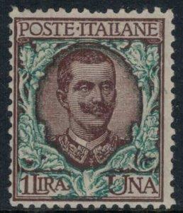Italy #87*  CV $4.25
