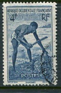 French West Africa #48 Used - penny auction