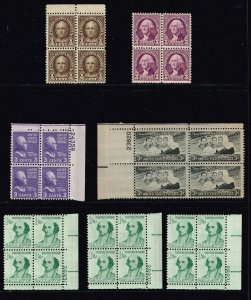 US STAMP BLK OF 4  MNH US STAMPS COLLECTION LOT