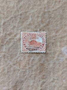 Canada 15 VG-VF, CV $37.50