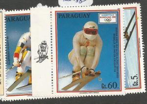 Paraguay SC 2323-4 Olympics MOG (3cjy)
