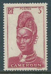 Cameroun, Sc #226, 3c MH