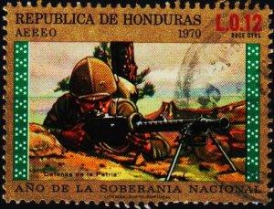 Honduras. 1972 12c S.G.802 Fine Used