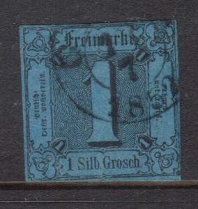Thurn & Taxis #4 Used