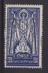 Ireland 98 VF-used light cancel nice color cv $ 110 ! see pic !
