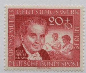 GERMANY BERLIN 9NB20  MNH
