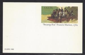 UX94,  P. O. FRESH UNUSED POST CARDS, SHIP $1.00