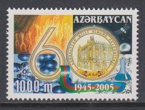 Azerbaijan 799 MNH VF