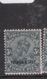 India Nabha SG 60 MOG (6dlo)