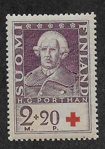 FINLAND SC# B19   VF/MOG 1935